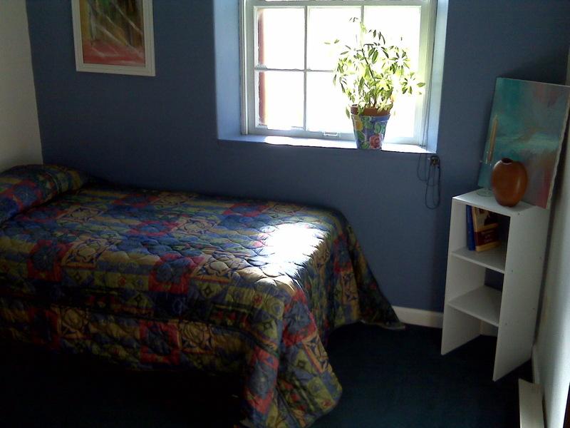 On Meditation Retreat-My Monk Room