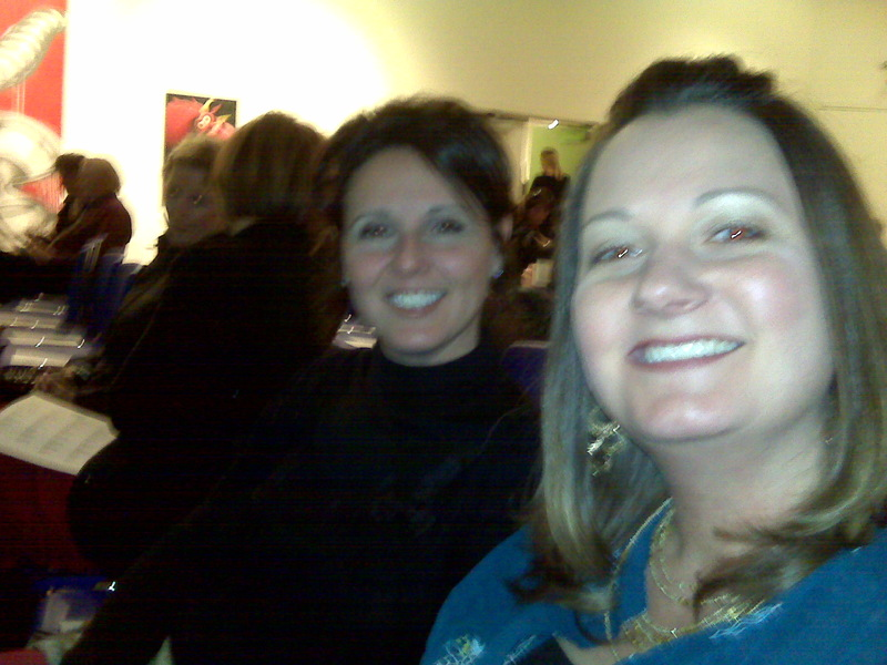 At the LAM Auction w/Mindy & Karen